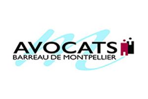 Logo Barreau de Montpellier