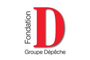 logo Fondation du Groupe Dépèche